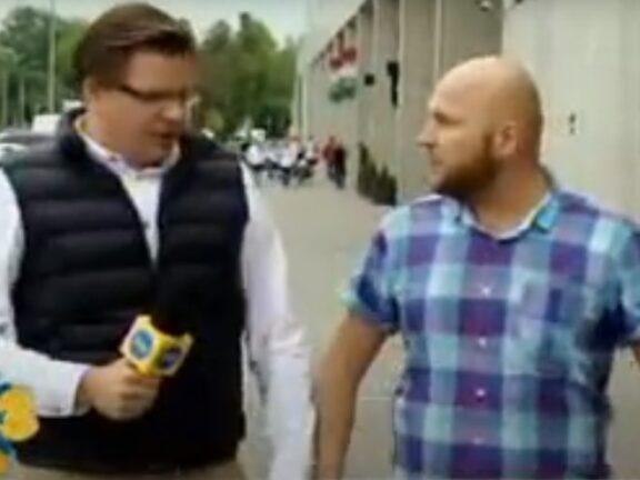 Adam Szaran opowiada w telewizji o szybkiej motywacji