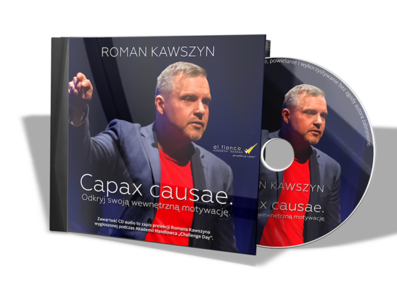 Capax causae. Odkryj swoją wewnętrzną motywację (Audiobook)