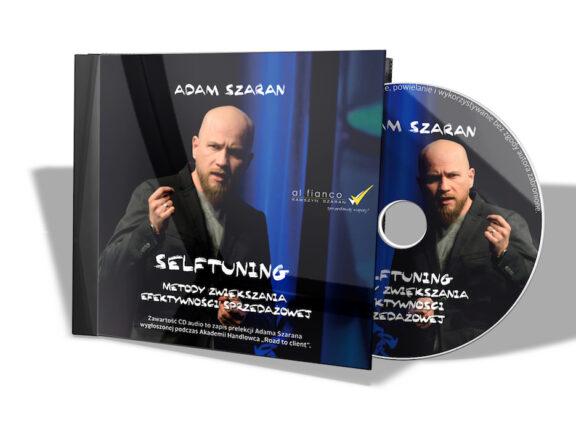 Selftuning. Metody zwiększania efektywności sprzedażowej (Audiobook)