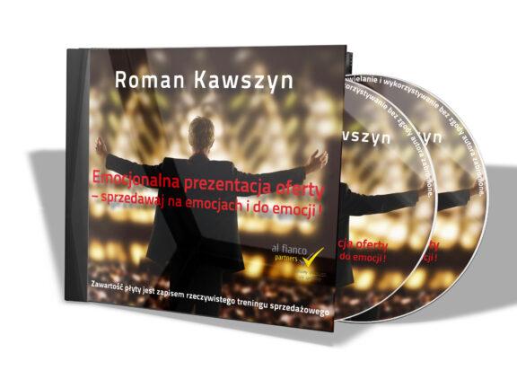 Emocjonalna prezentacja oferty. Sprzedawaj na emocjach i dla emocji! (Audiobook)