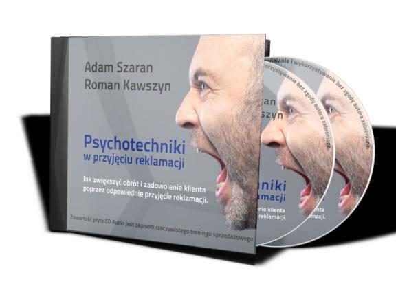 Psychotechniki w przyjęciu reklamacji (Audiobook)