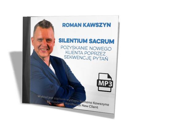Silentium sacrum. Pozyskanie nowego klienta przez sekwencję pytań (Audiobook)