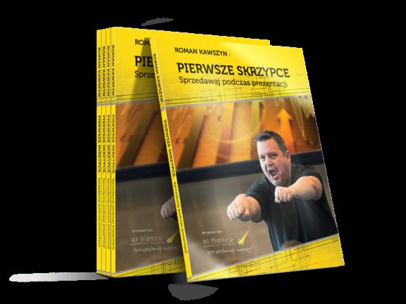 Pierwsze skrzypce. Sprzedawaj podczas prezentacji. (Audiobook)