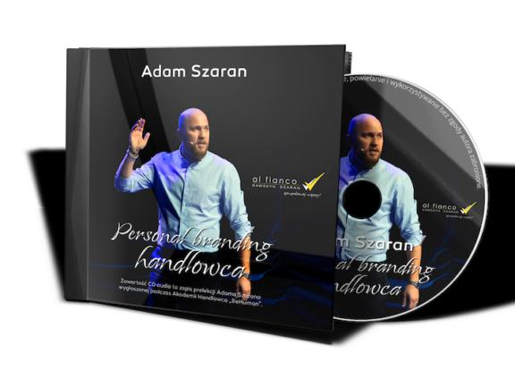 Personal Branding Handlowca (Audiobook)
