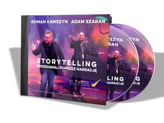 Storytelling. Sprzedawaj poprzez narrację  (Audiobook)